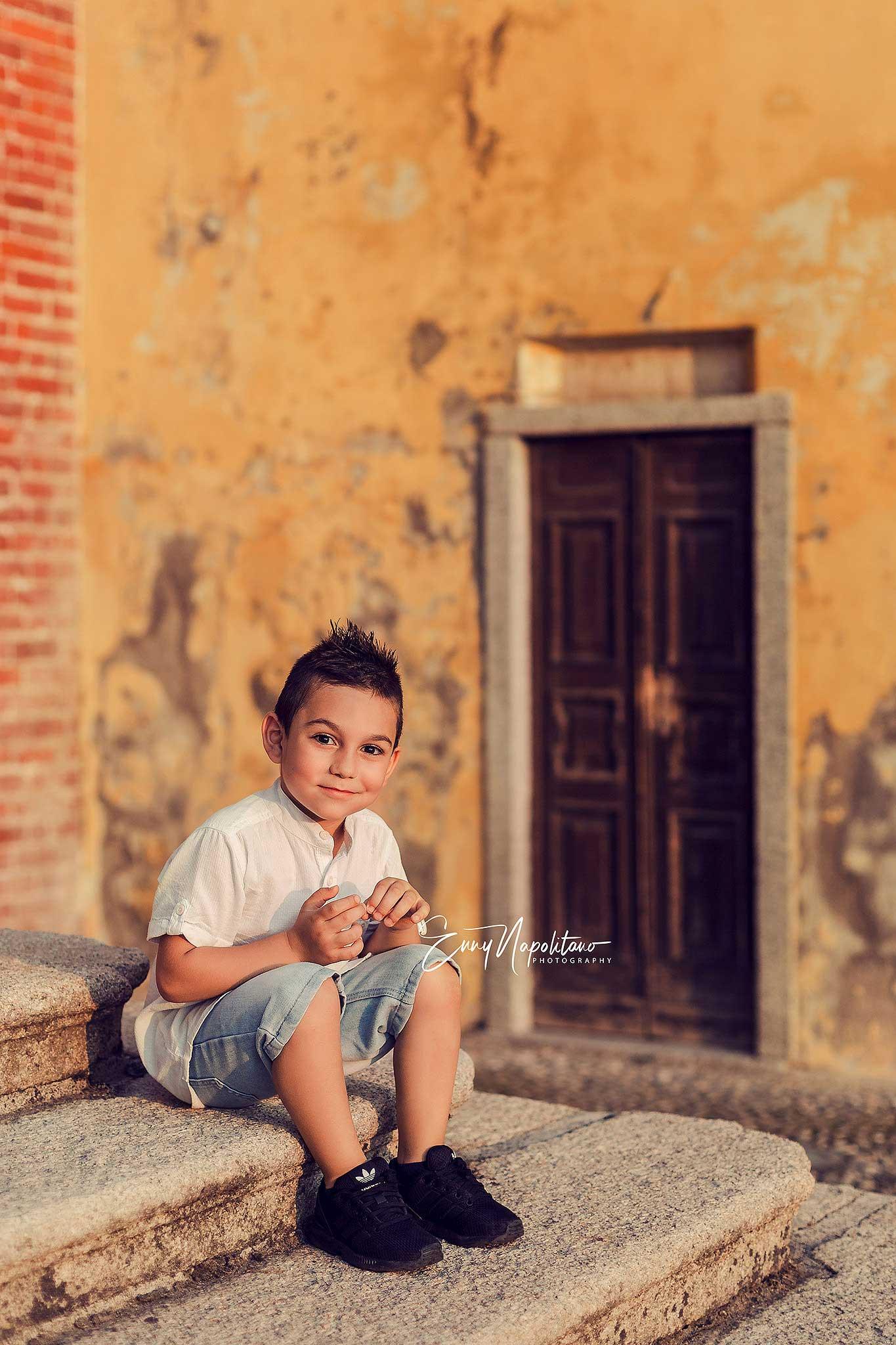 Servizio fotografico bambini Milano