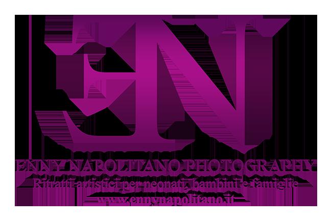 Logo Enny Napolitano Photography fotografa di neonati, bambini e famiglie a Milano, Pavia, Monza, Bergamo e Varese