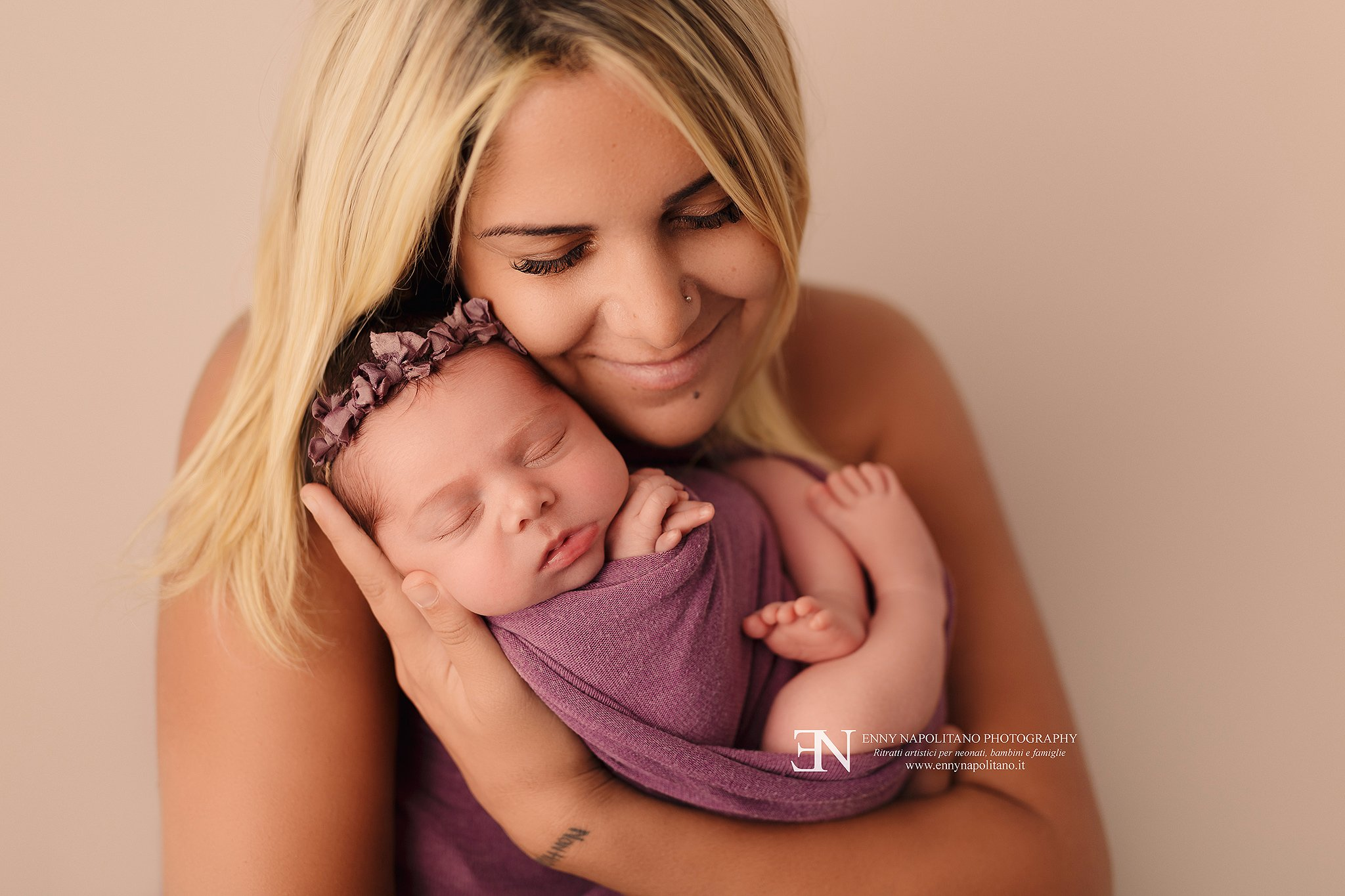 Servizio fotografico newborn Milano