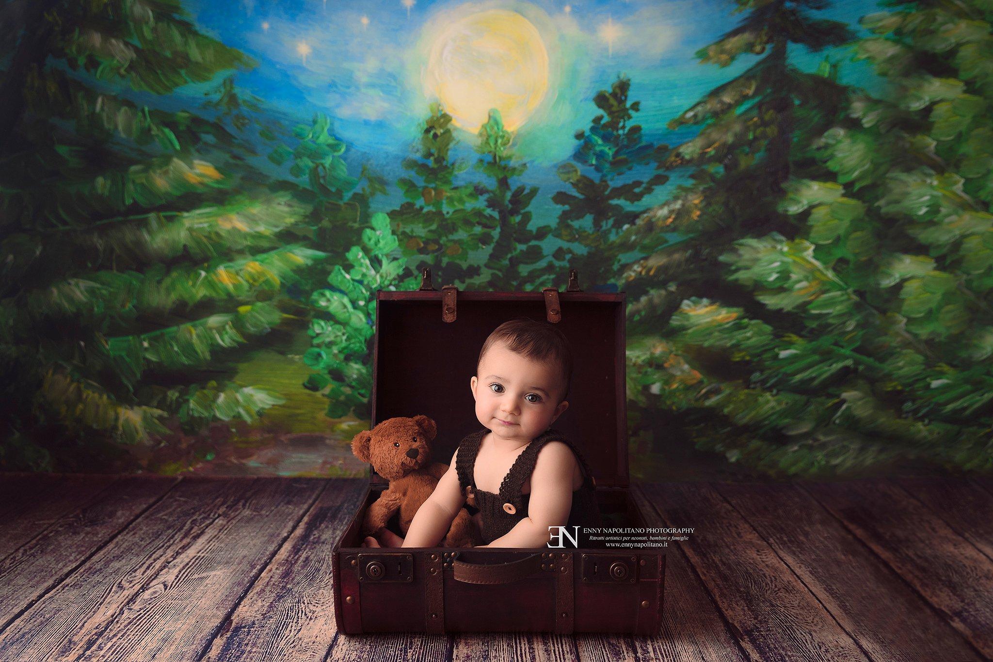 servizio fotografico per bambini Milano